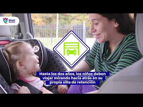 Educación Vial Escolar: uso de cinturón de seguridad