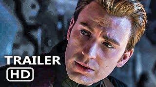 AVENGERS 4 Trailer Português LEGENDADO (2019) ENDGAME