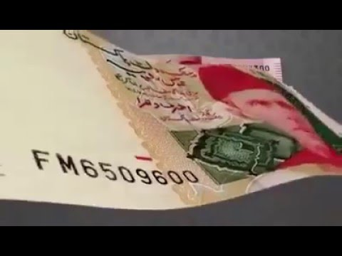 information about pakistani currency