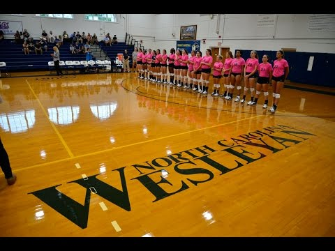 2014-2015 N.C. Wesleyan Athletics Highlight Video
