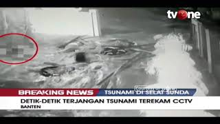 Video Rekaman CCTV Tsunami Terjang Rumah Warga di Banten MP3, 3GP, MP4, WEBM, AVI, FLV Januari 2019
