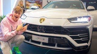 Video MY NEW LAMBO?! (Lamborghini URUS) MP3, 3GP, MP4, WEBM, AVI, FLV Juni 2018