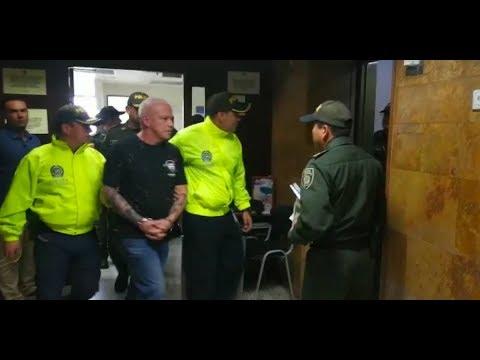 """Colombia: Capturaron a """"Popeye"""" exjefe de sicarios de Pablo Escobar (VÍDEO)"""