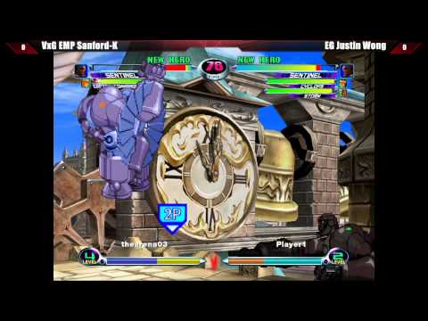 capcom - Marvel vs Capcom 2 - 4 Man Exhibition - East Coast Throwdown V - Part 2 MVC2 Players: EG Justin Wong - Golden Boy Neo - VxG EMP Sanford Santhrax Kelly - Josh...