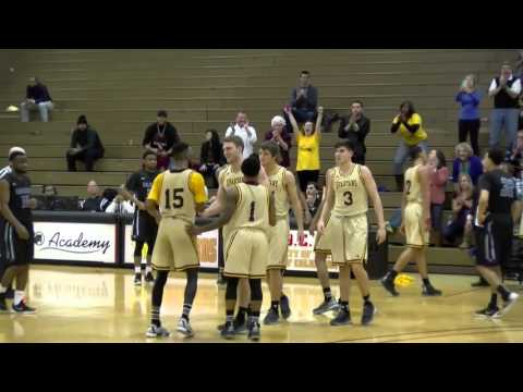 St. Thomas Aquinas College Men's Basketball 2015-2016 Season Review
