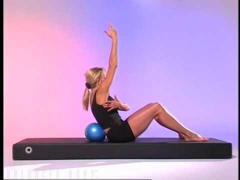 Pilates Mini-Ball Workout : DVD Sample