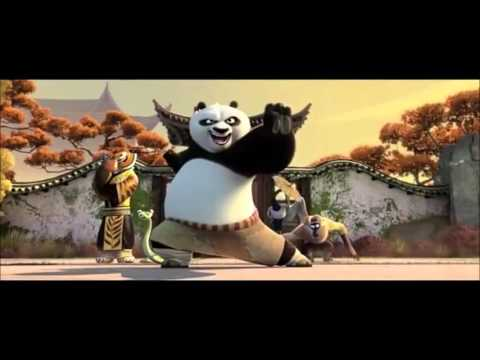 Kung Fu Panda 3 Awesomeness of Po and Ending Scene
