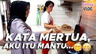 Video MALAH MERTUA YANG MASAK BUAT MANTU 😅 THANK YOU OMA😘🙏💋| FAMILY VLOG MP3, 3GP, MP4, WEBM, AVI, FLV September 2019