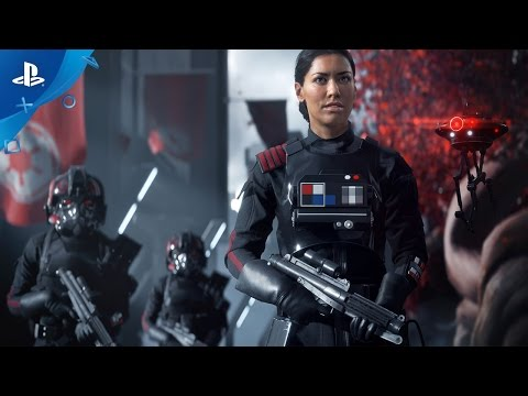 Star Wars Battlefront II -- The Story of an Imperial Soldier  PS4