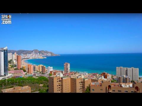 Инвестиции в недвижимость в Испании/Купить квартиру в Бенидорме для сдачи в аренду и отдыха у моря