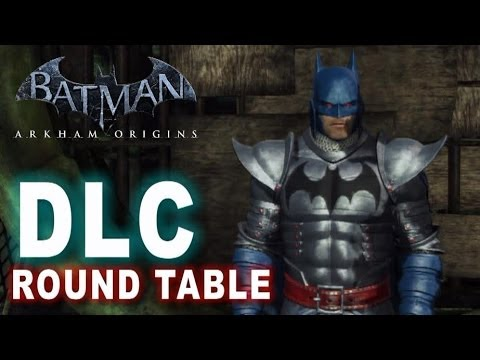 kNIGHTWING01 - This Batman Arkham Origins video covers the Cowardly And Superstitious Campaign & Batman: Dark Knight of the Round Table Skin! Plus the complete back story (...