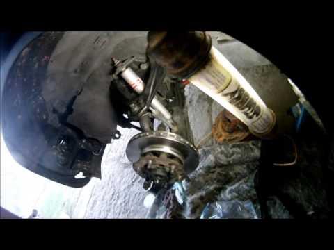 Nissan D21 Hardbody Tips: Installing Wheel Hub and Rotor