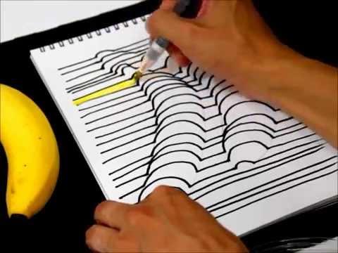 用3D畫製作香蕉密技教學公開!