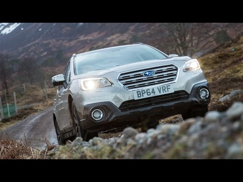 Subaru Outback All Terrain Capabilities