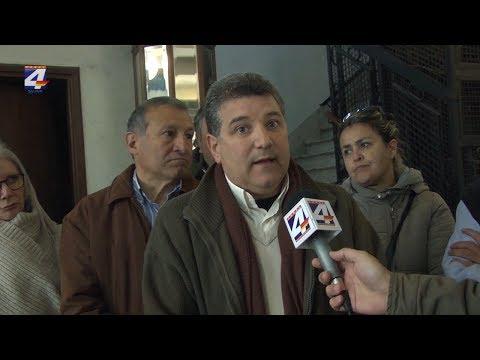 Ediles del Partido Nacional denunciaron penalmente al presidente de la Junta Departamental