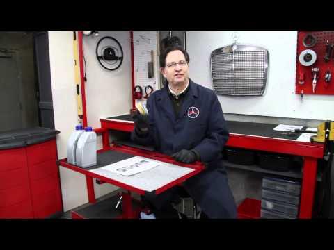 Mercedes Power Steering Filter and Fluid Change Repair Kit by Kent Bergsma