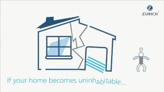 ZURICH - Home insurance -learn about the main covers.