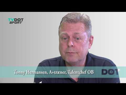 TVdot sport, A+træner, Talentchef OB