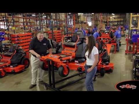 Bad Boy Mowers all new ZT Elite!