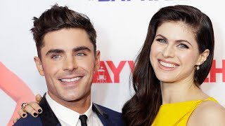 Video Zac Efron CONFIRMS Alexandra Daddario Relationship With RISQUE Instagram Comments? MP3, 3GP, MP4, WEBM, AVI, FLV April 2018