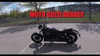 4. Testing Moto Guzzi Audace (My cringiest video yet)