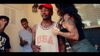 Dizzy Wright & Demrick Roll My Weed rap music videos 2016