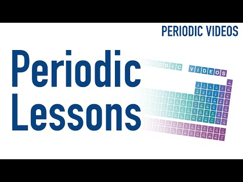 Lessons - See our collaboration with TED-Ed here: http://ed.ted.com/periodic-videos More chemistry at http://www.periodicvideos.com/ Follow us on Facebook at http://www.facebook.com/periodicvideos And...