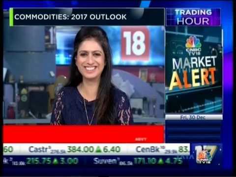 CNBC Trading Hour, 30 Dec 2016 - Mr. Prathamesh Mallya, Angel Broking