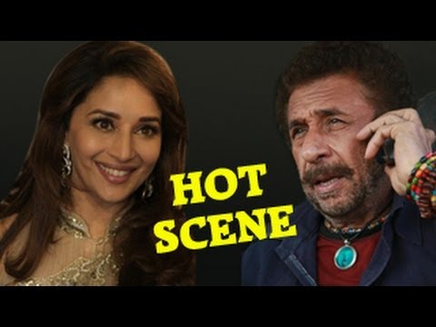 Madhuri - Madhuri Dixit HOT INTIMATE scenes with Naseerudin Shah-not all. Madhuri Dixit who makes a comeback in Dedh Ishqiya has also done some intimate scenes with he...
