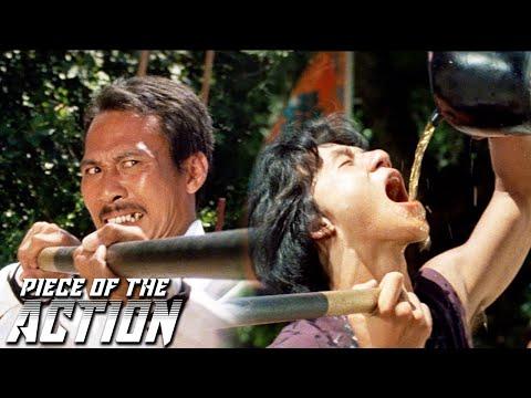Freddy Wong VS. The King of Bamboo   Drunken Master