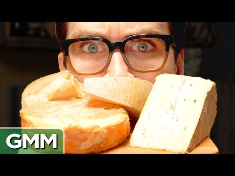 9 • E10___  _    Name That Cheese - Taste Test