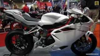 7. 2012 MV Agusta F4 RR Corsacorta - Walkaround - 2012 Toronto Motorcycle Show