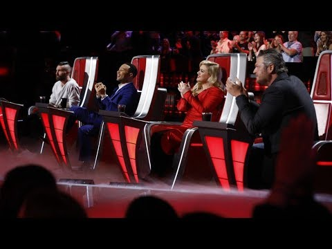 """The Voice Season 17 Episodes 5 & 6 """"The Blind Auditions Parts 5&6"""""""