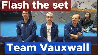 FLASH the set Grand-master edition || BOBAT Vs VauxWall THE END by Bouldering Bobat