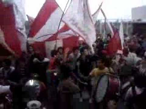 bombos pincharratas la previa de la banda - Los Leales - Estudiantes de La Plata