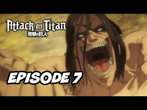 Attack On Titan Season 4 Episode 7 TOP 10 Breakdown and Easter Eggs