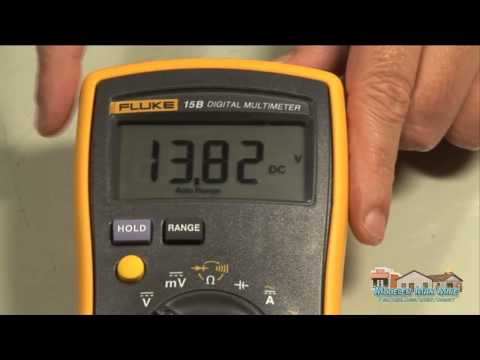 Electronics: Digital Multimeter Tutorial