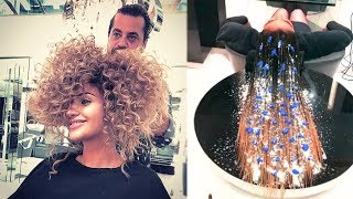 Video Amazing Hair Transformations Compilation 2017 | New Hairstyles by Mounir MP3, 3GP, MP4, WEBM, AVI, FLV Oktober 2018