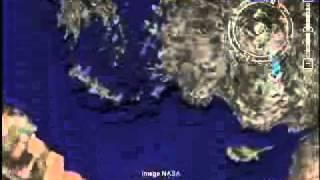 Google Earth показывает секреты