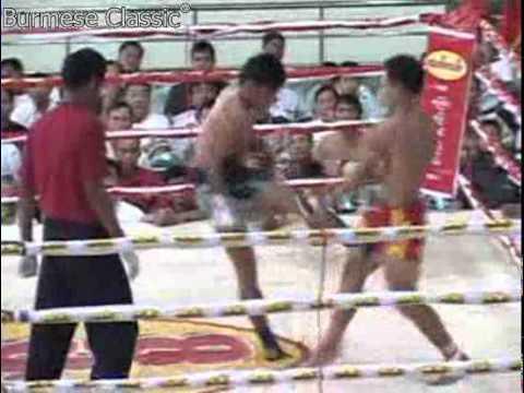 Soe Moe Hein-Myanmar VS Muay Thai