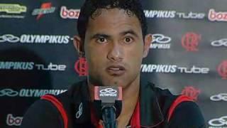 Após ouvir sonoras vaias depois de falhar na derrota do Flamengo para o Cruzeiro em pleno Maracanã, Bruno responde...