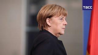"""""""Мы исходим из того, что это теракт"""",– Меркель про происшествие на рождественском базаре в Берлине"""