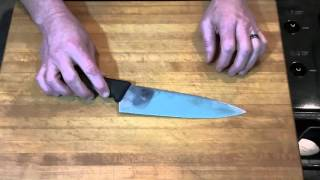 "Chef's Knife Review: Victorinox 8 "" Swiss Army"