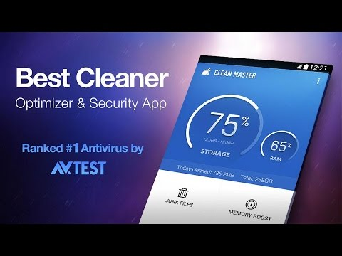 Clean Master  Full Android Apk DOWNLOAD
