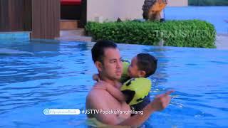 Download Video JANJI SUCI - Seru !! Papa dan Rafathar Berenang, Mama Giginya Masak (31/3/18) Part 2 MP3 3GP MP4