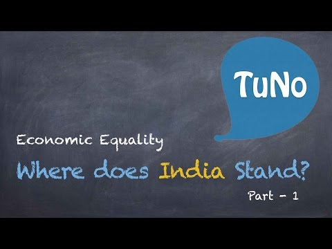 Economic Equality: Where Does India Stand?