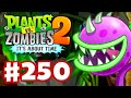 Plants vs. Zombies 2: It's About Time - Gameplay Walkthrough Part 250 - Chomper Returns! (iOS)