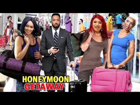 Honeymoon Getaway - (New Movie) Frederick  Leonard & Tanaadelana 2020 Latest Nigerian Movie