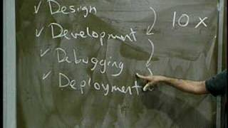 Lecture 18 | Programming Methodology (Stanford)