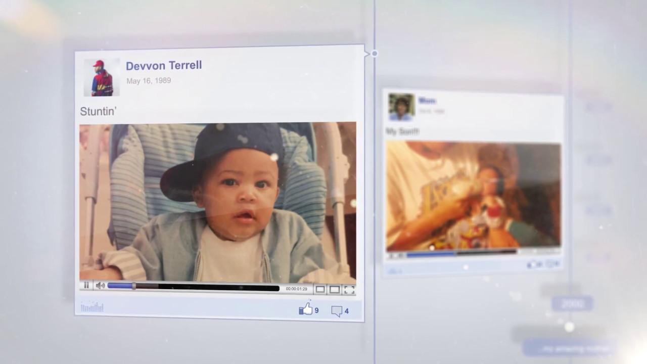 Devvon Terrell – Dear Mama